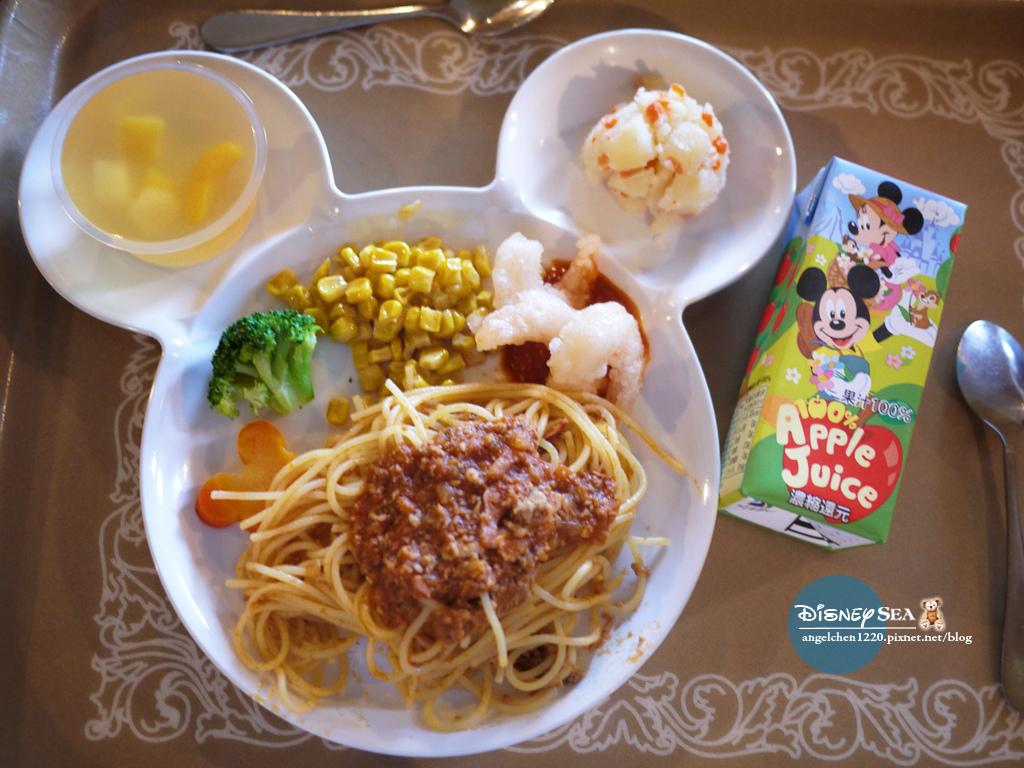 米奇兒童餐