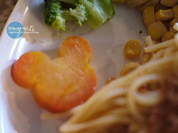 紅蘿蔔也是米奇頭