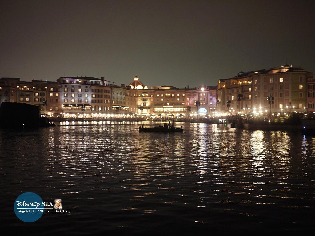 迪士尼海洋夜景-2