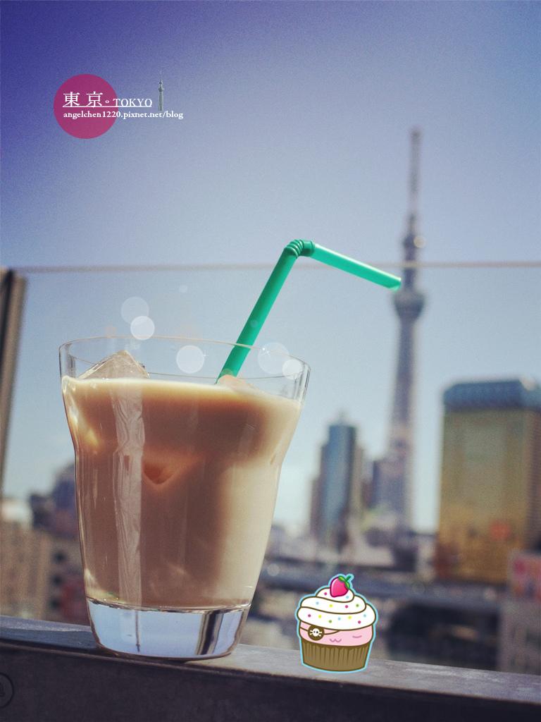 好天氣好風景當然要來杯好咖啡
