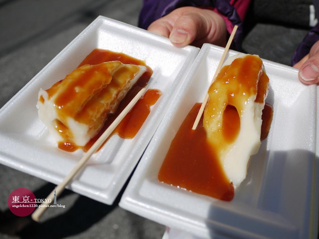 老闆特調的甜味噌醬讓人回味無窮.jpg