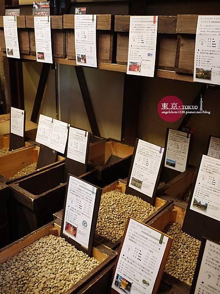 谷中咖啡的咖啡豆都是自家烘焙.jpg