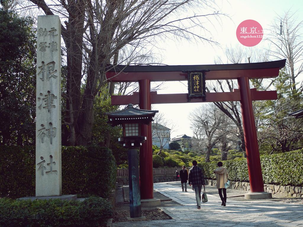 現存江戶時期規模最大的神社---根津神社.jpg