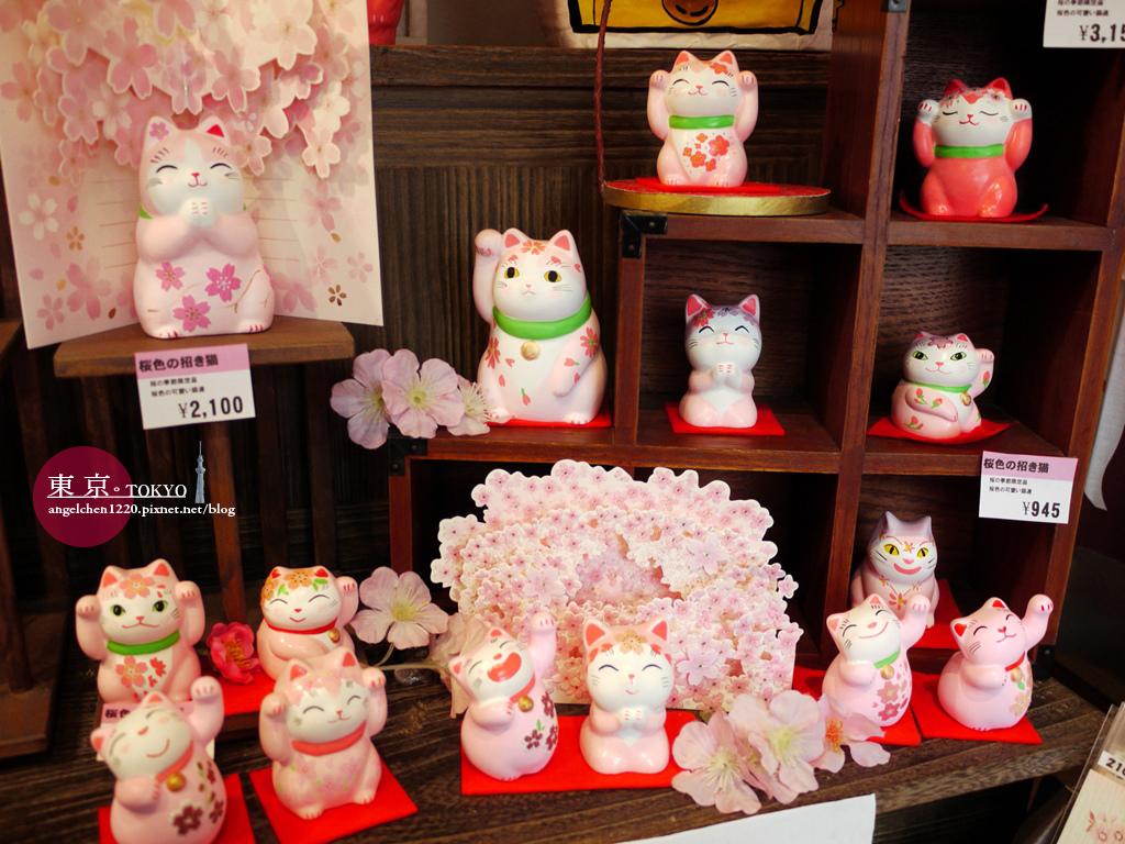 櫻花季的粉色招財貓好可愛.jpg