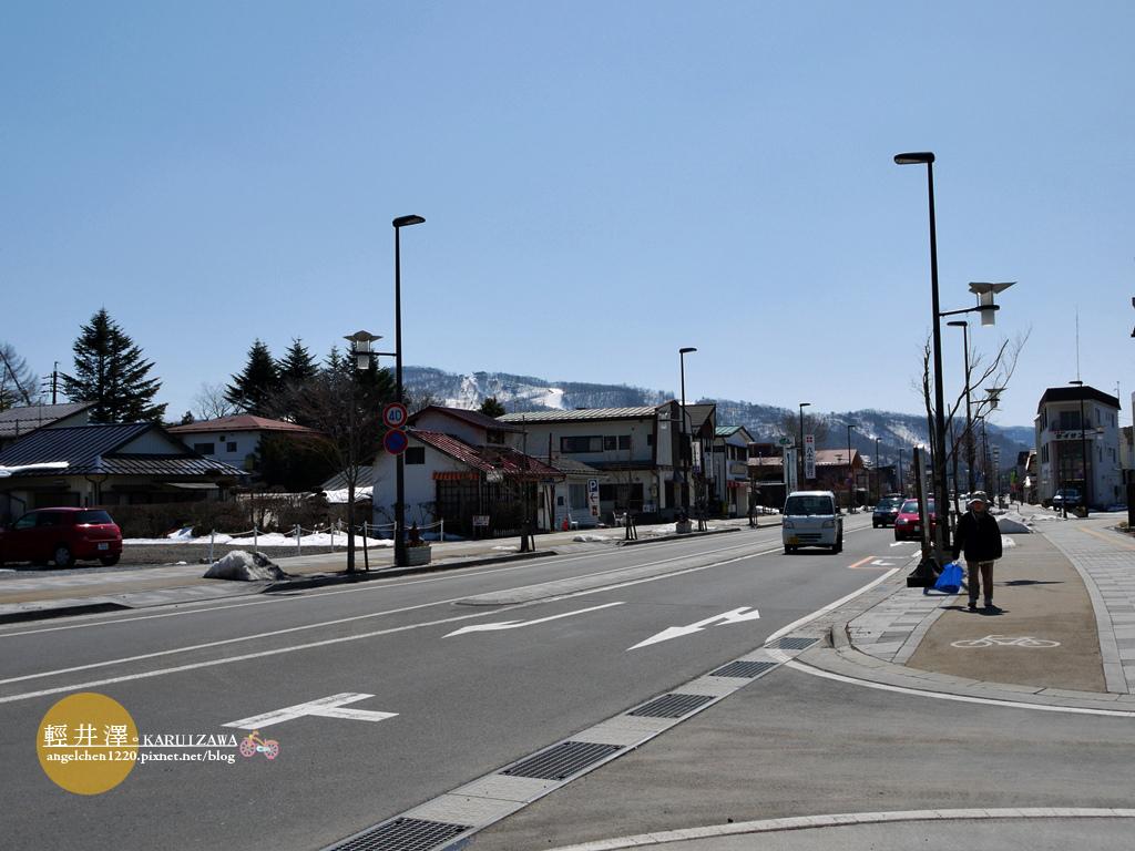 淡季的輕井澤真的好空曠啊.jpg