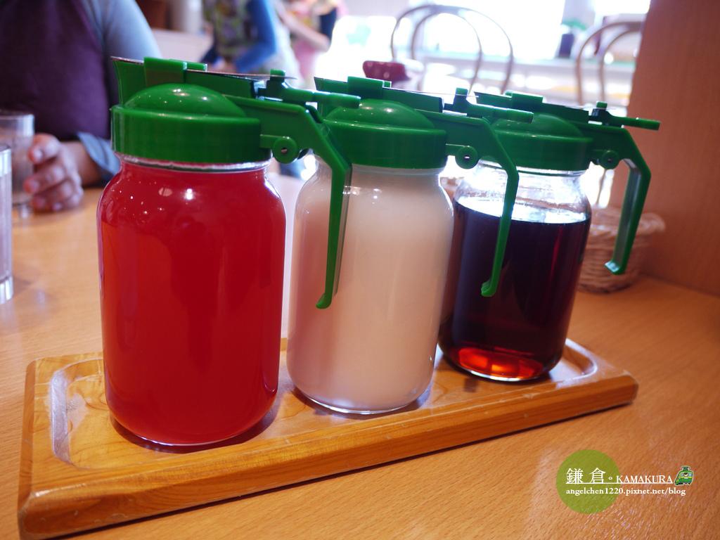三種不同口味的糖漿.jpg
