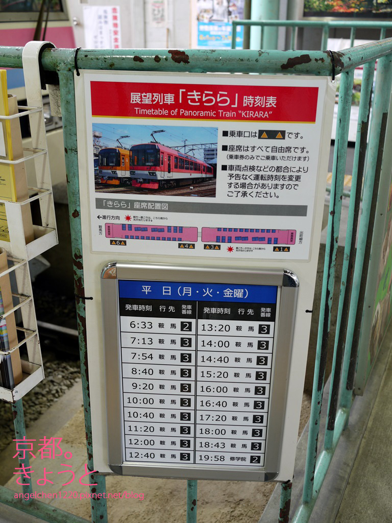 想要欣賞窗外的美景可以考慮搭乘KIRARA展望列車.jpg
