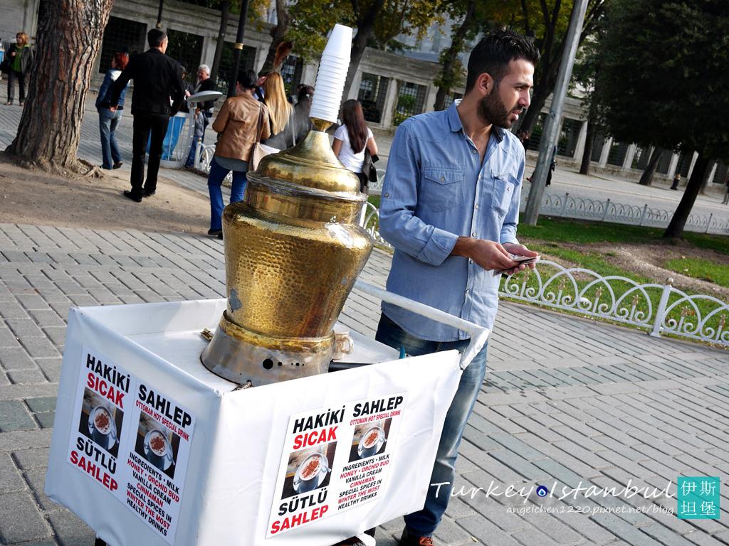 Sahlep是土耳其冬季才會出現的傳統飲品.jpg