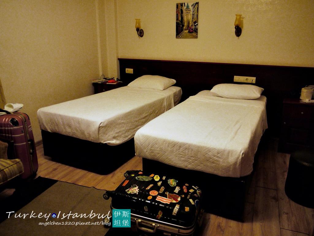 Hotel Sultanahmet Cesme雙人房.jpg