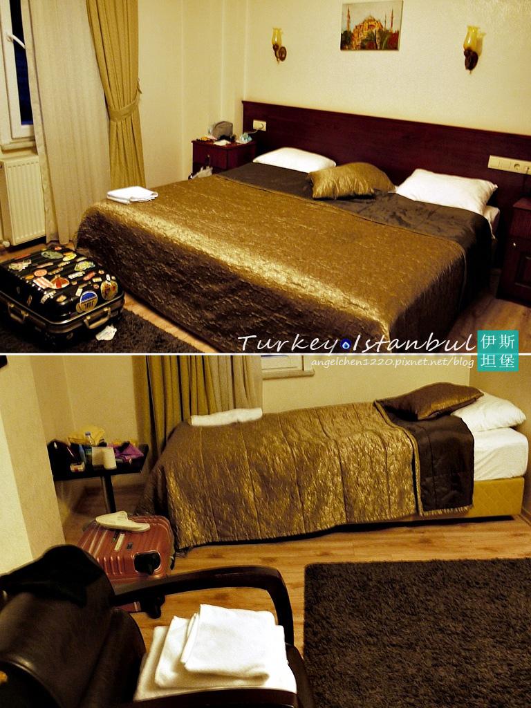 Hotel Sultanahmet Cesme三人房.jpg