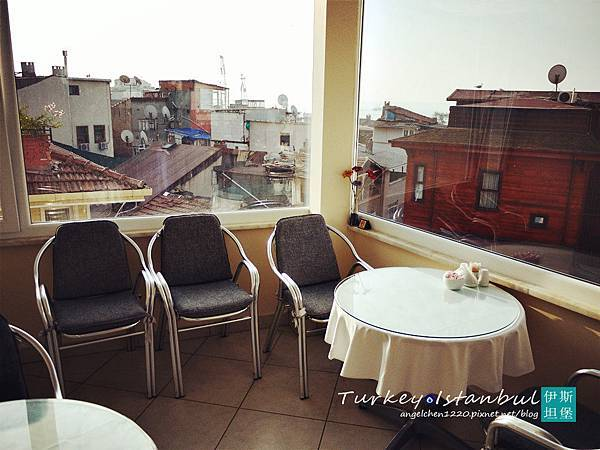 Hotel Sultanahmet Cesme的餐廳.jpg