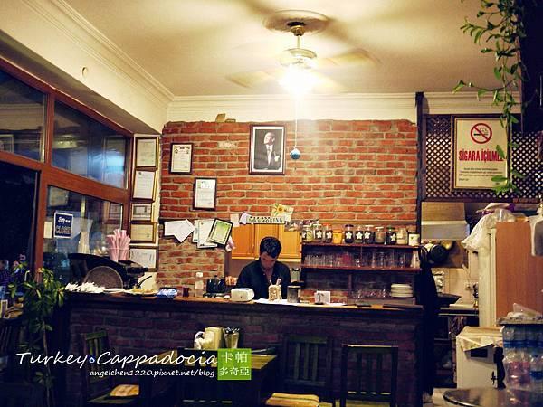 Cafe Safak應該算是當地的文青咖啡店.jpg