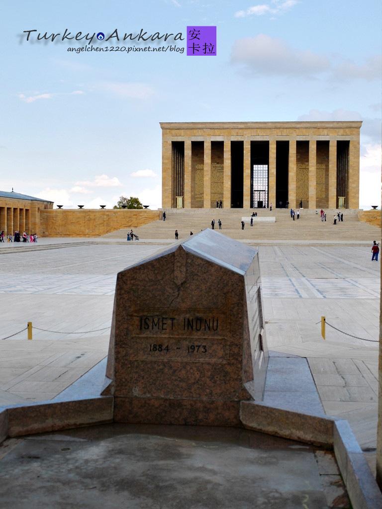 這裡是土耳其第二任總統的石棺.jpg
