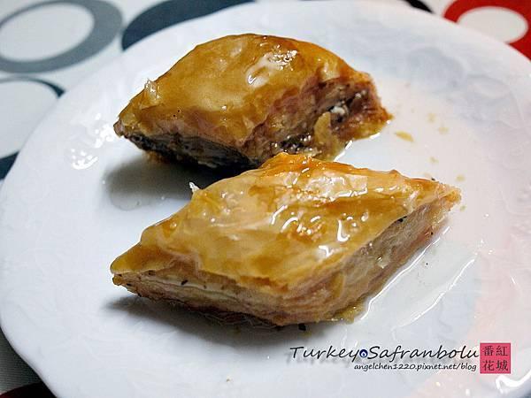 土耳其頗具代表性的甜點Baklava.jpg