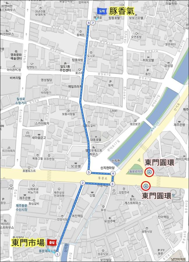 豚香氣map