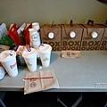 早餐提供甜甜圈和熱巧克力.jpg