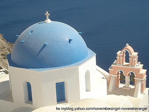 藍頂教堂-海