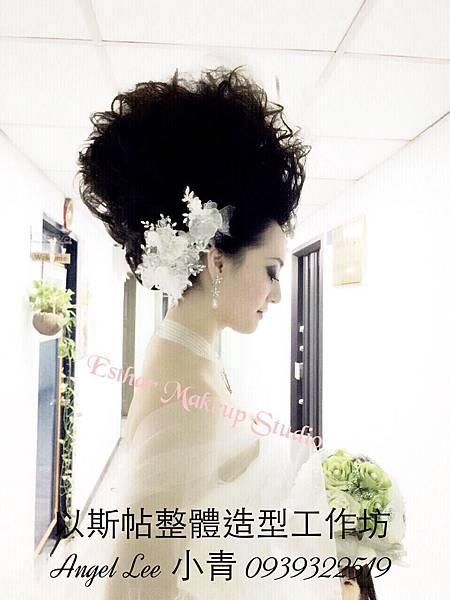 奧林匹克新娘化妝比賽冠軍花絮
