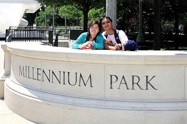 Millennium park .JPG