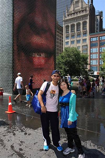 Millennium park _Crown Fountain (4).JPG