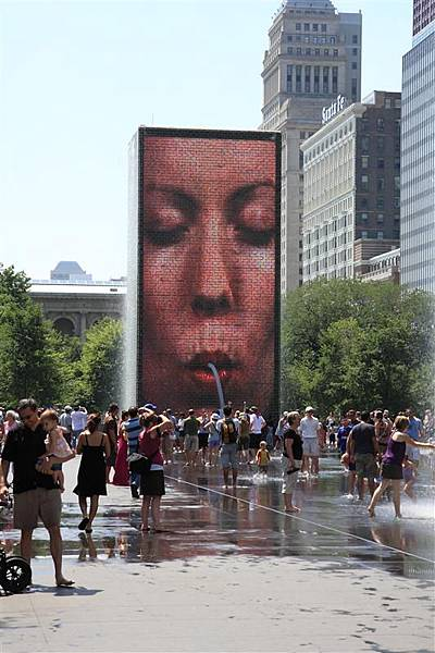 Millennium park _Crown Fountain 9.JPG