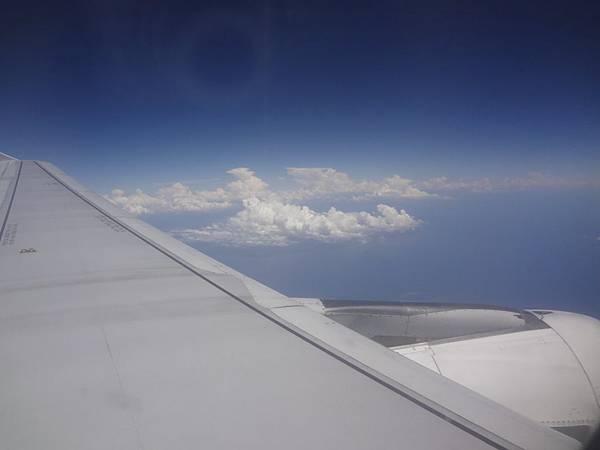 飛上雲端好晴朗