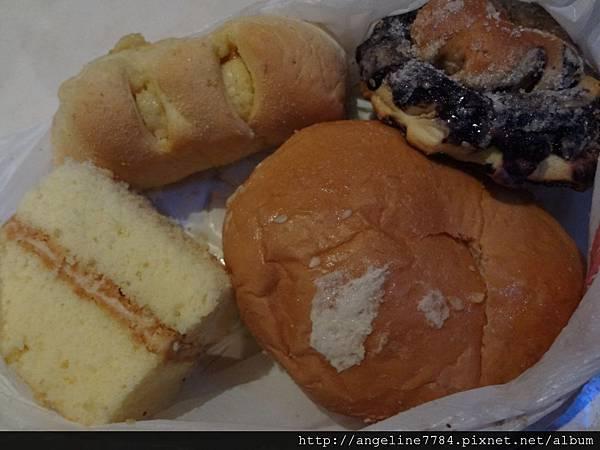 Julie's 麵包