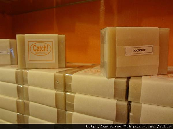Catch! 肥皂
