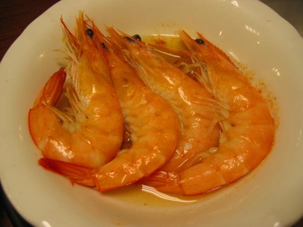 漢方藥膳蝦