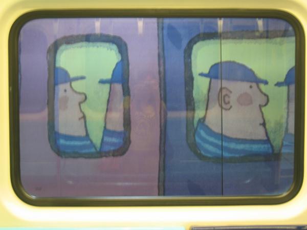 窗子看到的景象