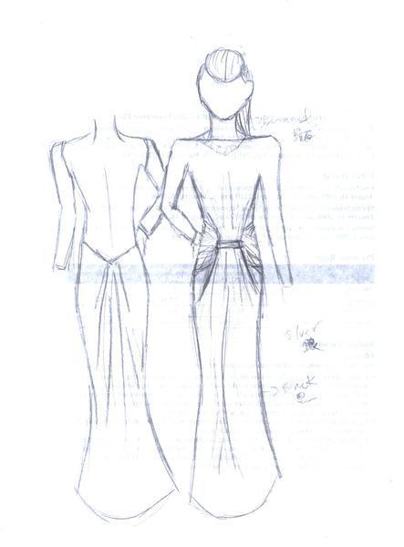 婚禮服飾 - 婚宴3