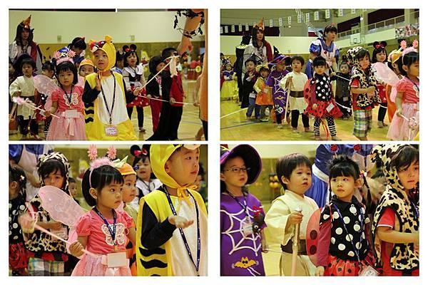 2013年安君兒日僑班萬聖節變裝派對