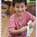 安君兒エンジェル幼稚園日僑班菊組の工作