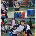 安君兒幼稚園日僑班梅組體育課