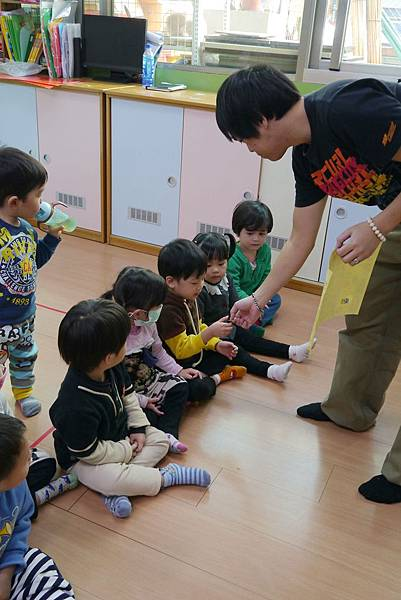 安君兒幼稚園日僑班タンポポ英文課