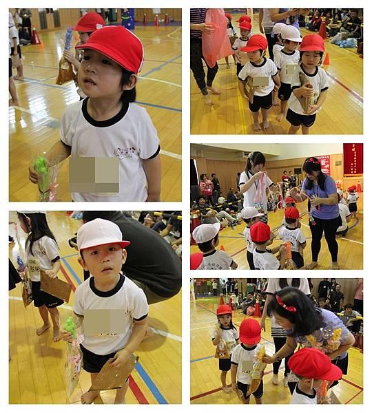 安君兒幼兒園日僑班運動會