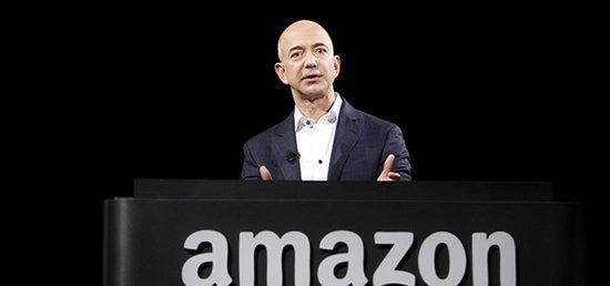 Amazon創辦人