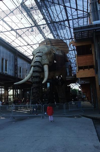 04南特地標-機器大象.JPG