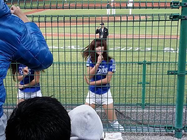 韓國三星獅啦啦隊