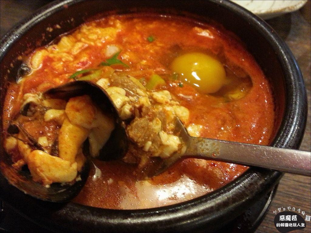 【新村│美食推薦】好吃的拌飯豆腐鍋~一個人也能好好享用的安心食堂
