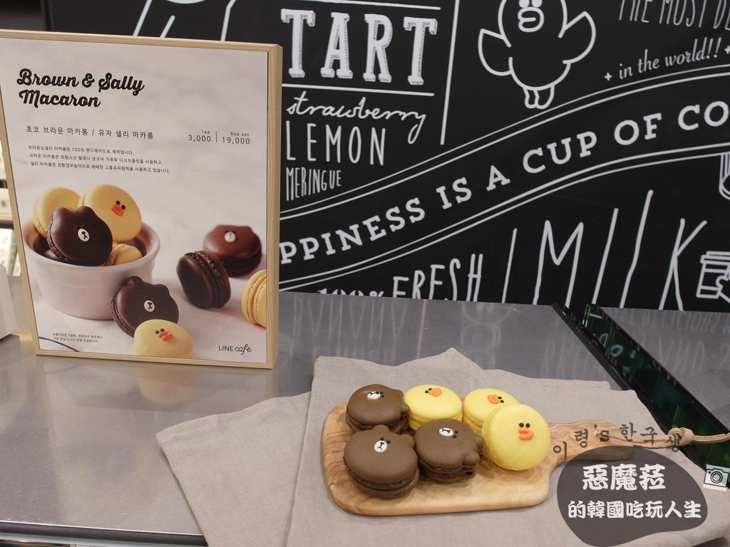 【韓國 新沙洞】LINE Friends Store & Café 旗艦店 (라인프렌즈 플래그십 스토어)