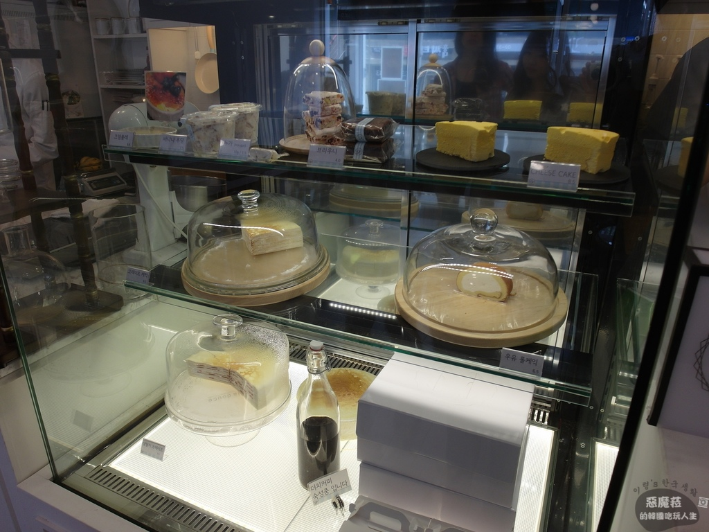 合井│la douce 3D造型拉花咖啡廳(라두스)