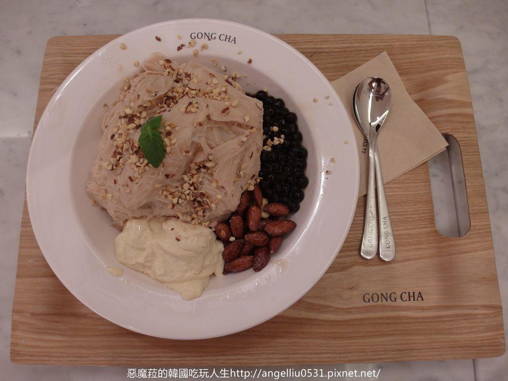 韓國│台灣的驕傲貢茶공차夏季限定新推出 珍珠奶茶雪花冰