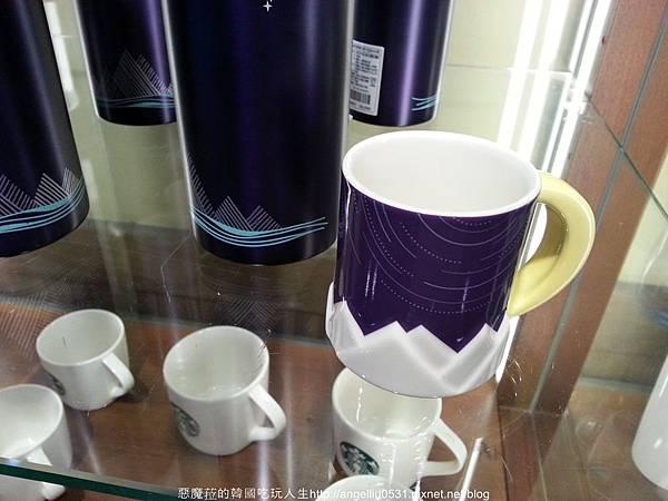韓國│星巴克2015年8月新商品---紫色流星咖啡杯系列