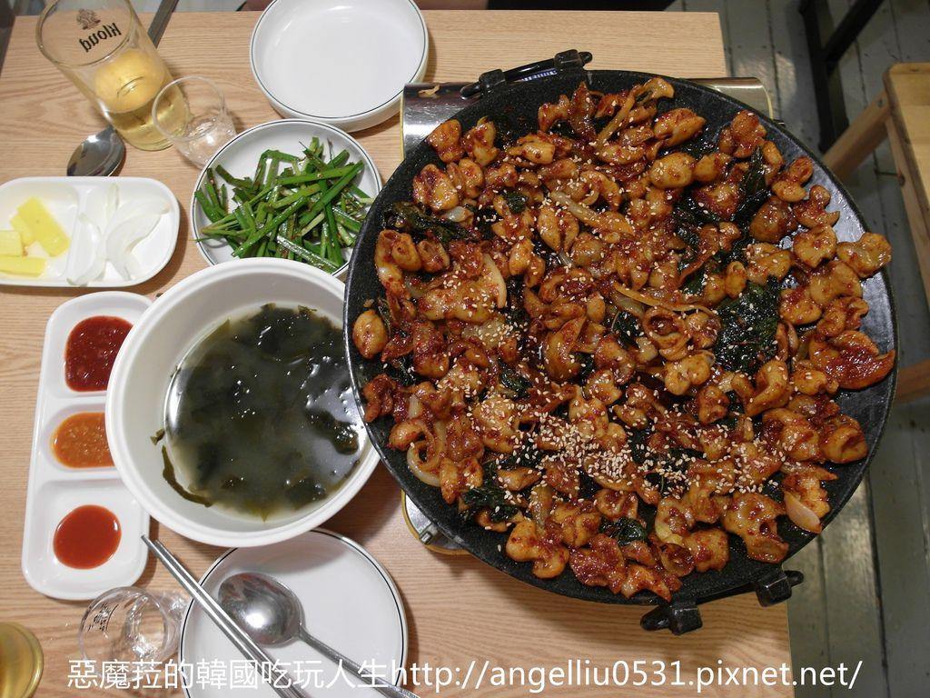 首爾大│鐵板烤腸(烤腸的傳說/곱창의전설)食記