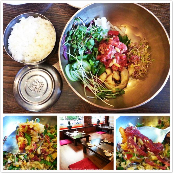 韓國│光化門 語學堂吃貨老師的個人推薦愛店[나무향기]烤鴨、生牛肉拌飯、冷麵