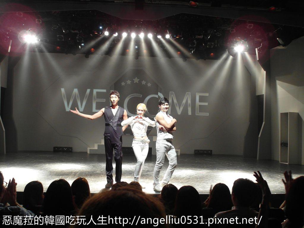 韓國│鐘路三街站 愛舞動(Sachoom)舞台劇~一起來唱歌跳舞吧!