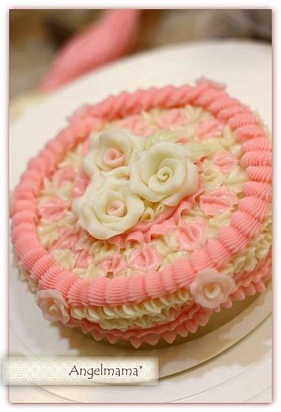 2011.9.3天使媽蛋糕皂教學學員作品