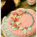 聖誕快樂蛋糕皂04