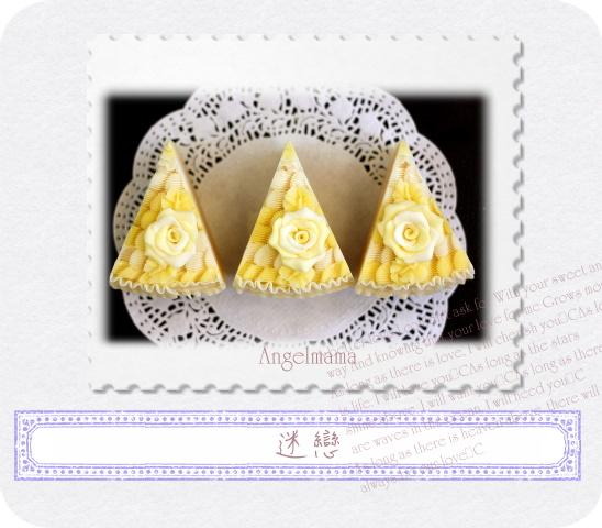 迷戀蛋糕皂02